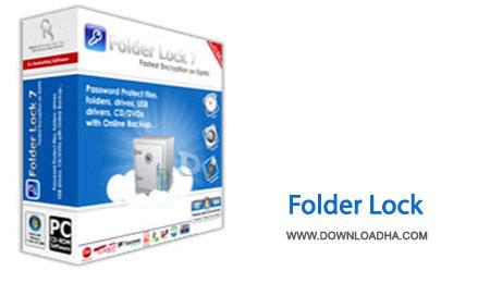 دانلود Folder Lock 7.7.2 – نرم افزار قفل گذاری روی فایل ها