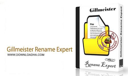 Gillmeister-Rename-Expert