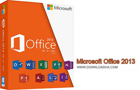 Microsoft Office 2013 <a href='http://download.niloblog.com/p/3352'>دانلود</a> آفیس 2013 Microsoft Office 2013 Pro SP1 August 2016