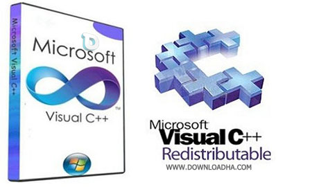 Microsoft Visual C++ دانلود Microsoft Visual C++ Redistributable 2005 2015 x86/x64 August 2016