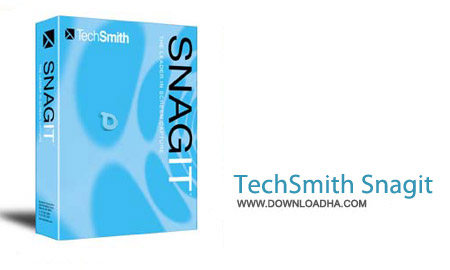 TechSmith%20SnagIt فیلم برداری از دسکتاپ TechSmith Snagit 13.0.1 Build 6326