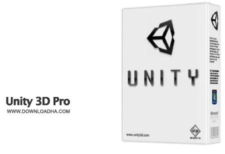 Unity نرم افزار یونیتی Unity Pro 5.3.5P4