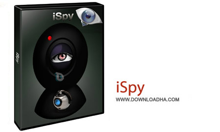 iSpy نرم افزار ایجاد دوربین های مداربسته iSpy 6.5.5.0