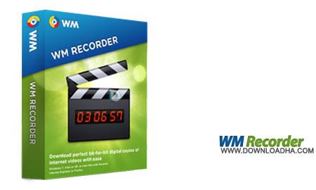wm recorder دانلود ویدیوهای آنلاین WM Recorder 16.7.0.0 DC 01.07.2016