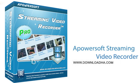 Apowersoft Streaming Video Recorder دانلود ویدیو آنلاین Apowersoft Streaming Video Recorder 6.0.5