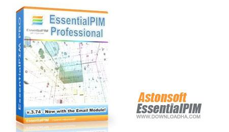 سازماندهی-امور-شخصی-EssentialPIM