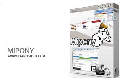 MiPONY-cover