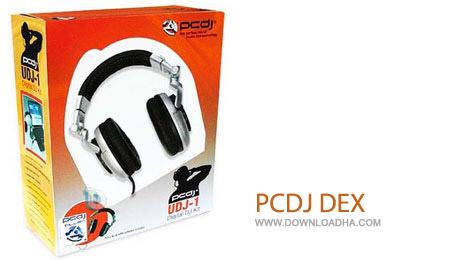 PCDJ DEX نرم افزار دي جي مجازي PCDJ DEX 3.7.5.0