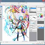 OpenCanvas-اسکرین-شات