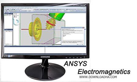 ANSYS Electromagnetics نرم افزار انسیس ANSYS Electromagnetics Suite 17.2