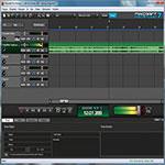 Acoustica-Mixcraft-Pro-Studio-اسکرین-شات
