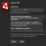 Adobe-AIR-اسکرین-شات