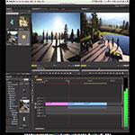 Adobe Premiere s ویرایشگر حرفه ای ویدیو Adobe Premiere Pro CC 2015.3 v10.4.0