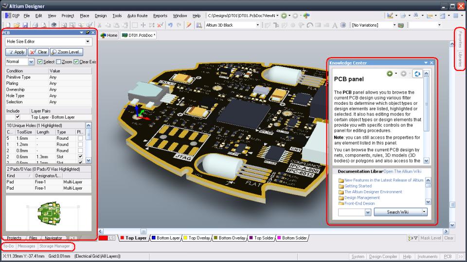 Altium Designer Recommended System Requirements