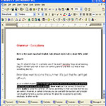 Atlantis-Word-Processor-اسکرین-شات