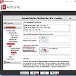 Avira-Antivirus-Pro-اسکرین-شات