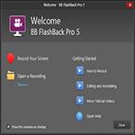 BB-FlashBack-اسکرین-شات