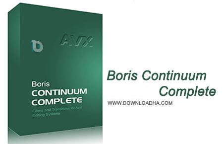 Boris-Continuum-Complete-cover