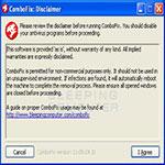 Combofix-اسکرین-شات
