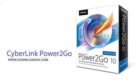 دانلود-CyberLink-Power2Go-Platinum