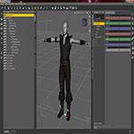DAZ-Studio-اسکرین-شات