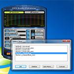 DFX Audio Enhancer s1 افزایش کیفیت پخش موسیقی DFX Audio Enhancer 12.023