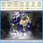 DeskSoft-EarthTime-اسکرین-شات