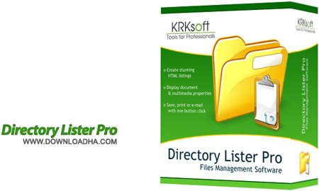 دانلود-Directory-Lister