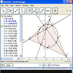GeoGebra-اسکرین-شات