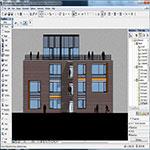 Graphisoft-Archicad-اسکرین-شات