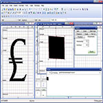 High-Logic-FontCreator-Pro-اسکرین-شات