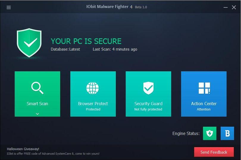 دانلود IObit Malware Fighter Pro 6.1.0.4709 – نرم افزار حذف فایل های مخرب