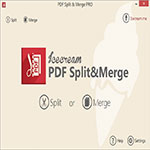 Icecream-PDF-Split-and-Merge-Pro-اسکرین-شات
