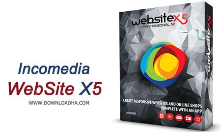 نرم افزار طراحی وبسایت