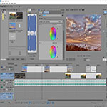 MAGIX-Vegas-DVD-Architect-اسکرین-شات