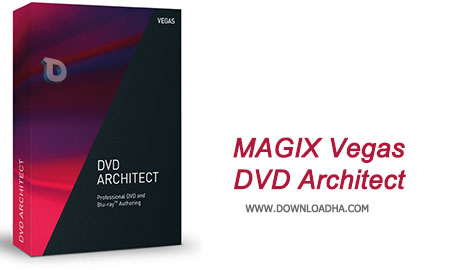 دانلود-MAGIX-Vegas-DVD-Architect