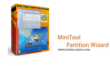 نرم افزار-مدیریت-پارتیشن-MiniTool-Partition-Wizard