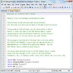 Notepad++ s1 نرم افزار ويرايشگر متن حرفه اي Notepad++ 7.2