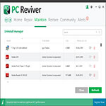 ReviverSoft-PC-Reviver-اسکرین-شات
