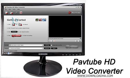 دانلود-Pavtube-HD-Video-Converter