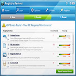 Registry-Reviver-اسکرین-شات