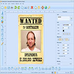 RonyaSoft-Poster-Designer-اسکرین-شات