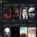 Spotify-اسکرین-شات