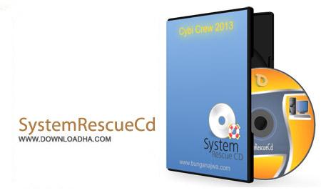 SystemRescueCd-cover
