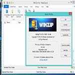 WinZip-اسکرین-شات