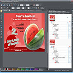 Xara-Photo-Graphic-Designer-اسکرین-شات