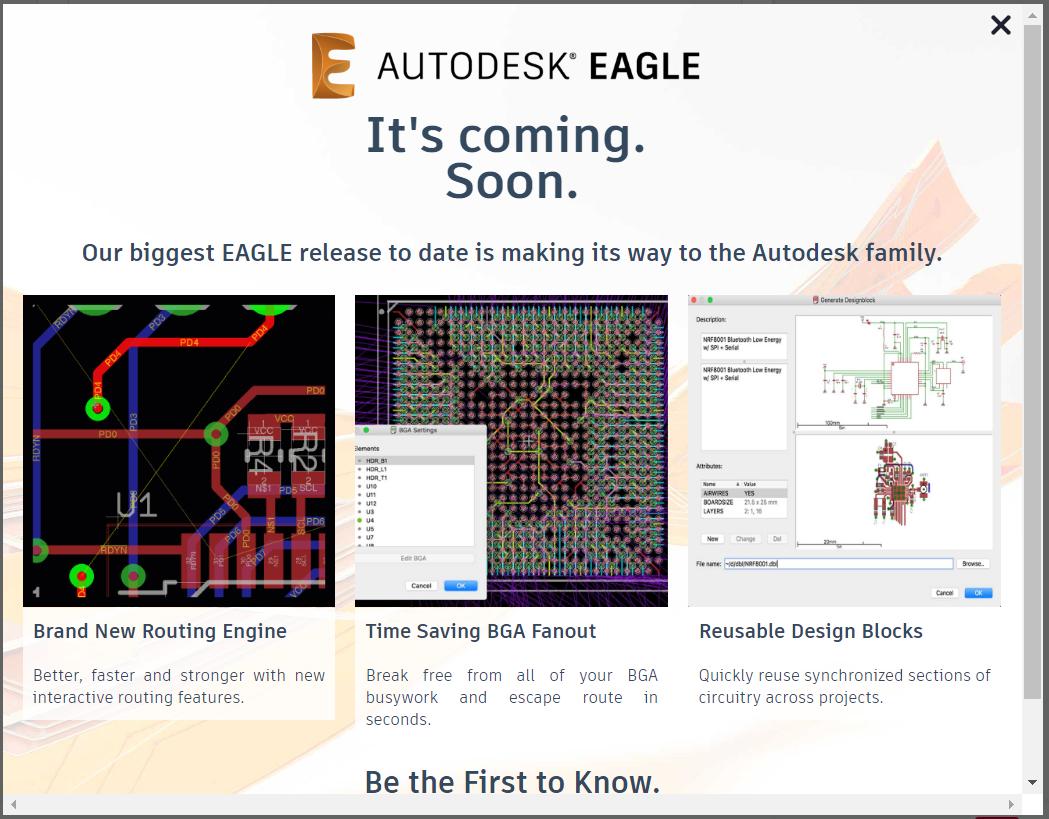 دانلود Autodesk EAGLE Premium 9.1.1 – طراحی شماتیک و مدارهای الکترونیکی