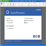 ActivePresenter-اسکرین-شات