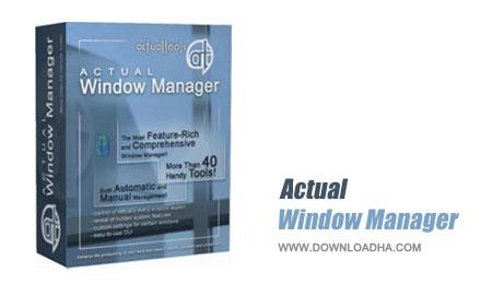 دانلود-Actual-Window-Manager