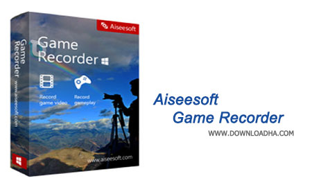 دانلود-Aiseesoft-Game-Recorder